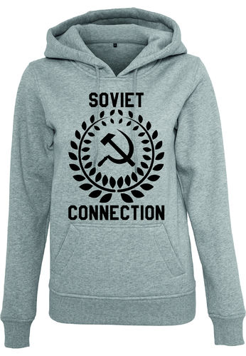 Soviet Connection Hoodie Mädels