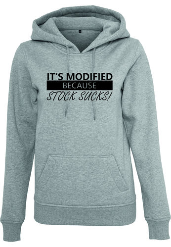 Modified Hoodie Mädels